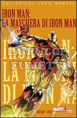 100% MARVEL BEST - IRON MAN: LA MASCHERA DI IRON MAN