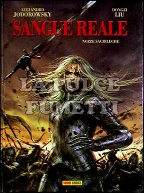 SANGUE REALE #     1: NOZZE SACRILEGHE