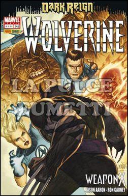 WOLVERINE #   245 - DARK REIGN