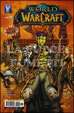 PANINI COMICS MEGA #    14 - WORLD OF WARCRAFT 13