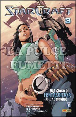 PANINI COMICS MIX #    11 - STARCRAFT  3
