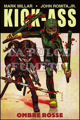 KICK-ASS #     2: OMBRE ROSSE
