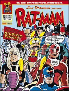 RAT-MAN COLLECTION #    78: GLI EROI PIU POTENTI DEL MONDO! E IO