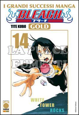 BLEACH GOLD #    14