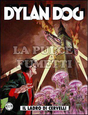 DYLAN DOG ORIGINALE #   285: IL LADRO DI CERVELLI