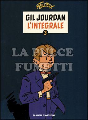 GIL JOURDAN #     3