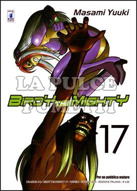 DRAGON #   144 - BIRDY THE MIGHTY 17