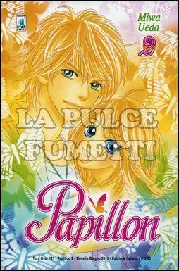 TURN OVER #   121 - PAPILLON  2