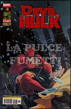 DEVIL E HULK #   162