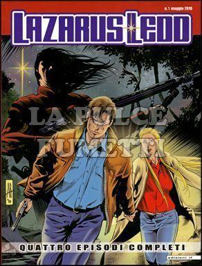 LAZARUS LEDD #     1