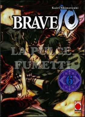 BRAVE 10 #     6