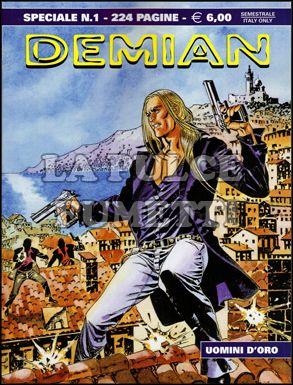 DEMIAN SPECIALE #     1: UOMINI D'ORO