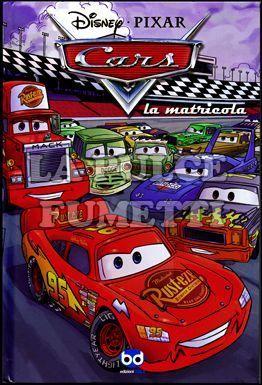 CARS #     1: LA MATRICOLA
