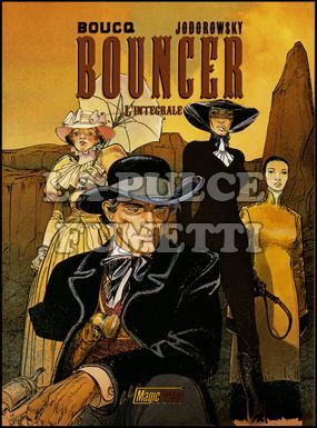BOUNCER INTEGRALE #     1 - 1A RISTAMPA