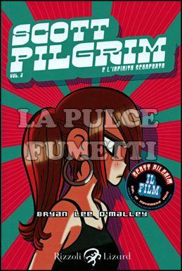 SCOTT PILGRIM #     3: E L'INFINITO SCONFORTO