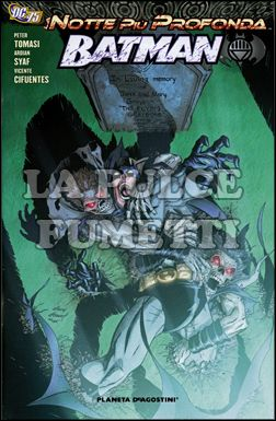 BATMAN: LA NOTTE PIÙ PROFONDA