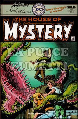 HOUSE OF MYSTERY - CLASSICI DC #     2 - NEAL ADAMS