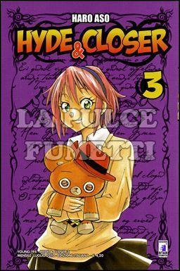 YOUNG #   194 - HYDE E CLOSER  3