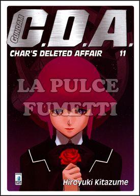 GUNDAM UNIVERSE #    41 - CHAR'S DELETED AFFAIR 11