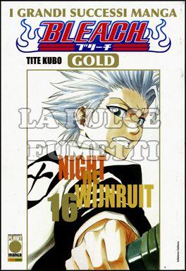BLEACH GOLD DELUXE #    16