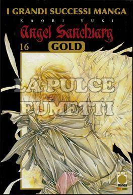 ANGEL SANCTUARY GOLD #    16