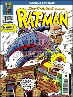 RAT-MAN COLLECTION #    79: IL NUOVO RAT-MAN
