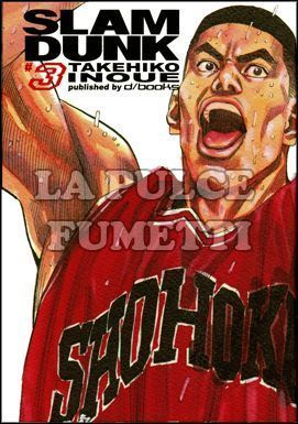 SLAM DUNK DELUXE EDITION #     3