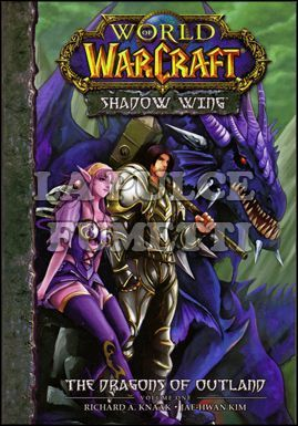 WORLD OF WARCRAFT DRAGONS OF OUTLAND #     1 - SHADOW WING