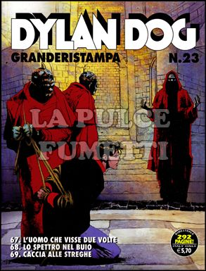 DYLAN DOG GRANDE RISTAMPA #    23