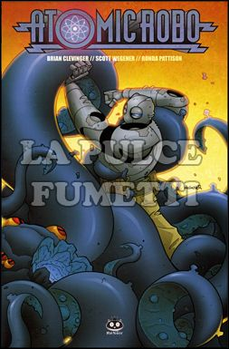 ATOMIC ROBO #     3: ATOMIC ROBO E L'OMBRA DAL TEMPO IGNOTO