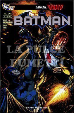 BATMAN #    37 - RINATO