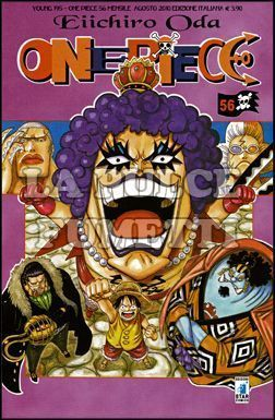 YOUNG #   195 - ONE PIECE 56
