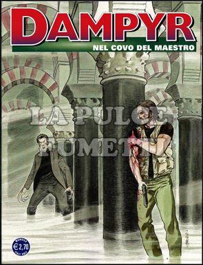 DAMPYR #   124: NEL COVO DEL MAESTRO