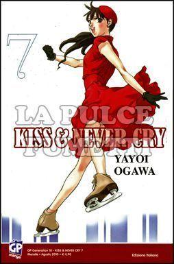 GP GENERATION #    10 - KISS E NEVER CRY  7