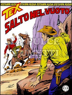 TEX NUOVA RISTAMPA #   258: SALTO NEL VUOTO