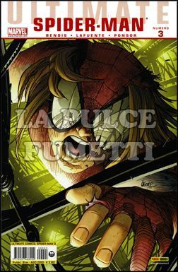 ULTIMATE COMICS SPIDER-MAN #     3