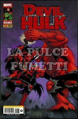 DEVIL E HULK #   164