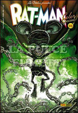 CULT COMICS #    61 - RAT-MAN COLOR SPECIAL 18