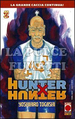 HUNTER X HUNTER #    27