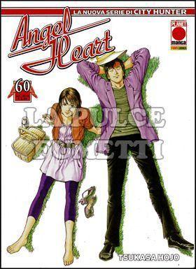 ANGEL HEART #    60