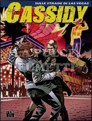 CASSIDY #     4: SULLE STRADE DI LAS VEGAS