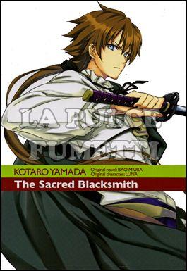 SACRED BLACKSMITH #     2