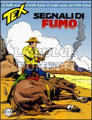 TEX NUOVA RISTAMPA #   260: SEGNALI DI FUMO