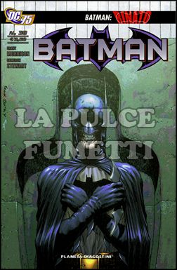BATMAN #    38 - RINATO