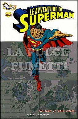 AVVENTURE DI SUPERMAN TP #     2