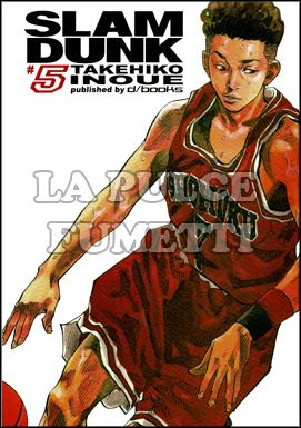 SLAM DUNK DELUXE EDITION #     5
