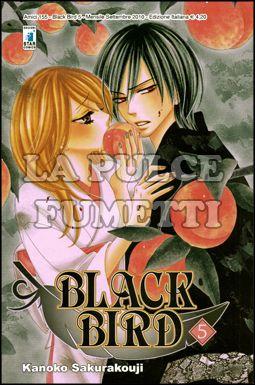 AMICI #   155 - BLACK BIRD  5