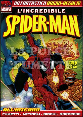 INCREDIBILE SPIDER-MAN #    16 + POSTER