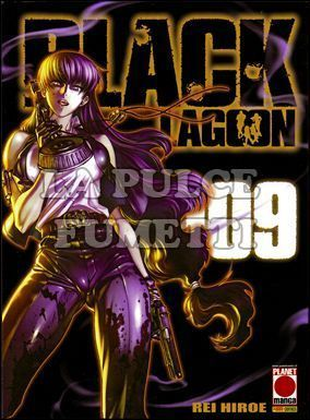 MANGA UNIVERSE #    94 - BLACK LAGOON  9