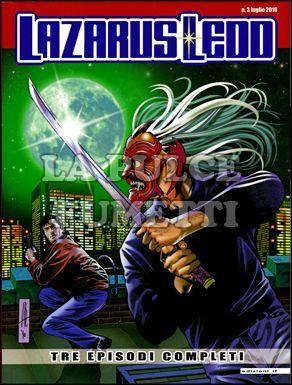 LAZARUS LEDD #     3